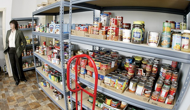 The Chapel Food Pantry
