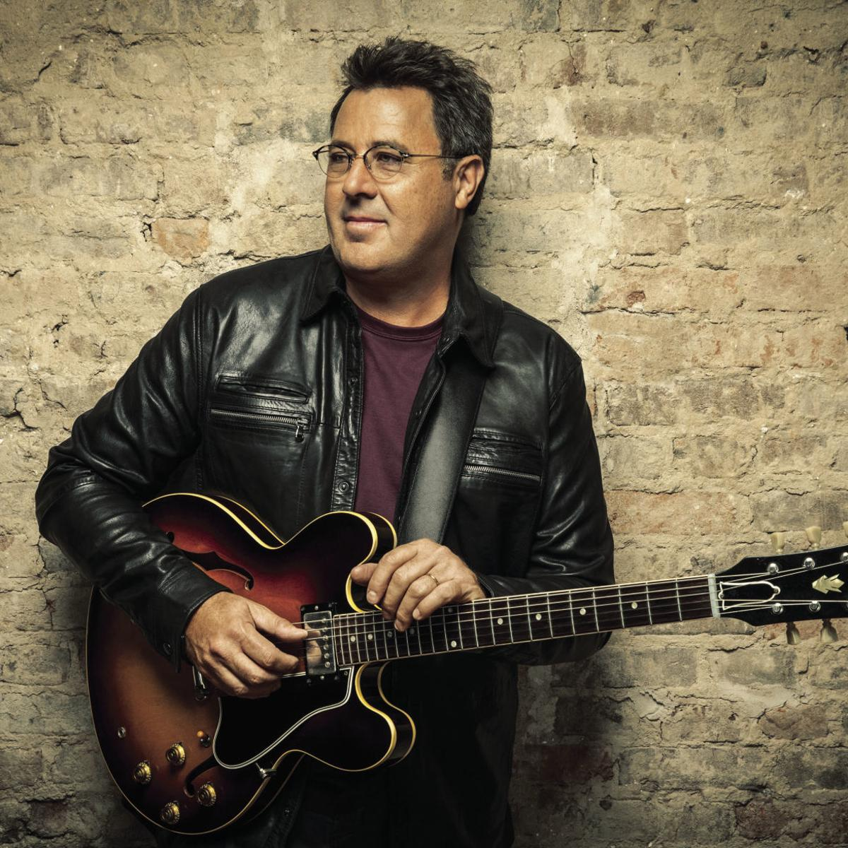 Vince Gill to perform at Adler Theatre Aug. 14 | News ... on