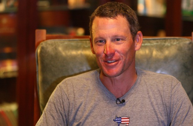 Armstrong cycling