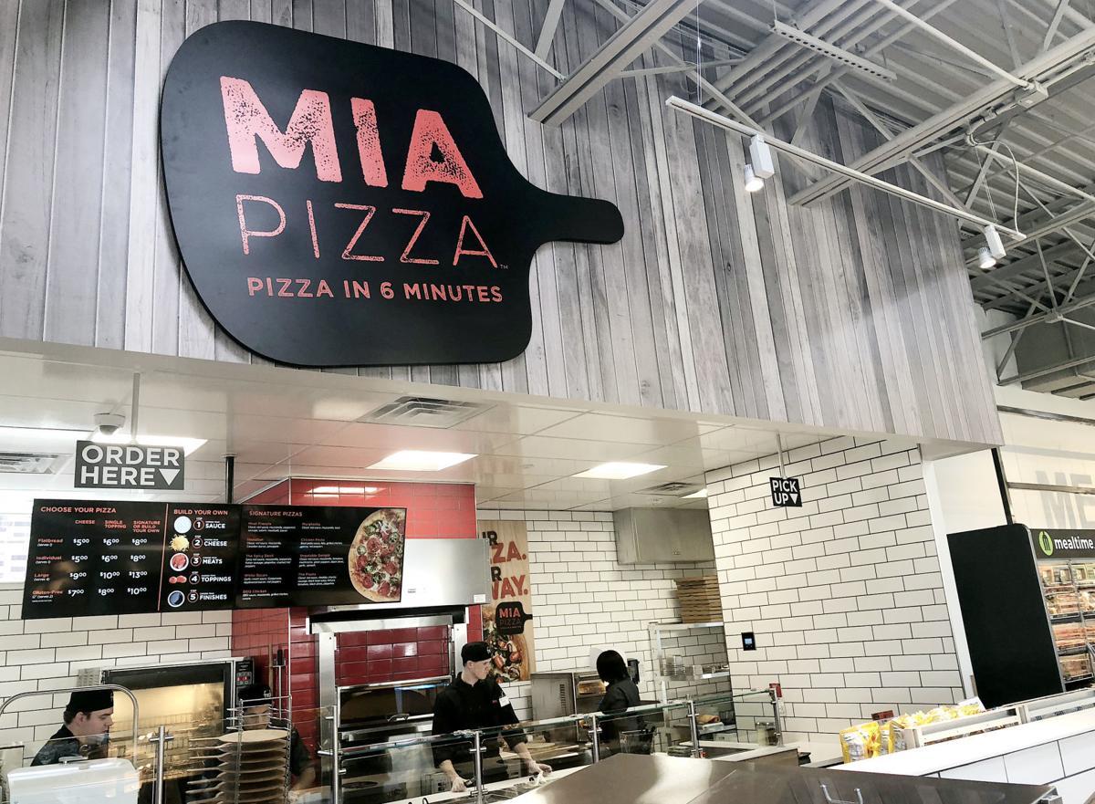 Hy-Vee Pizza