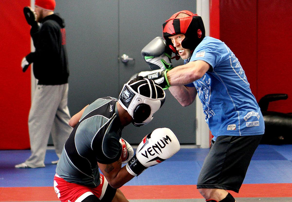 MMA vet wants one final fight | Notes @ Noon | qctimes com