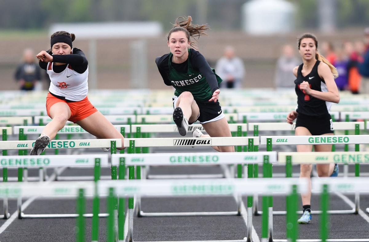 NIB-XII Girls Track and Field Championship