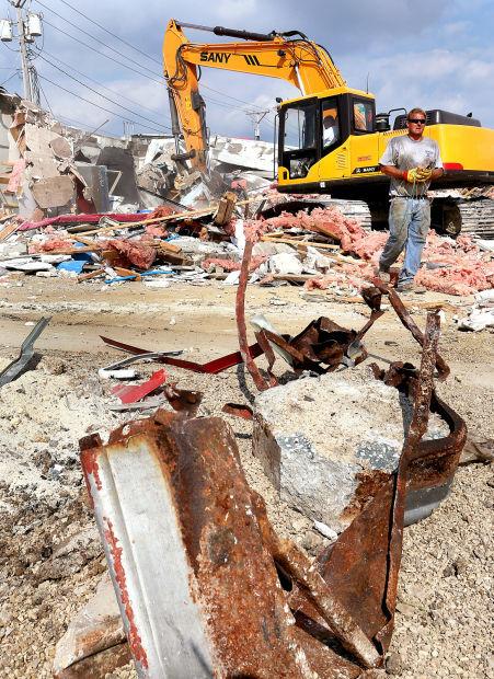 Bettendorf demolition