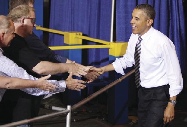 President Barack Obama June 28, 2011