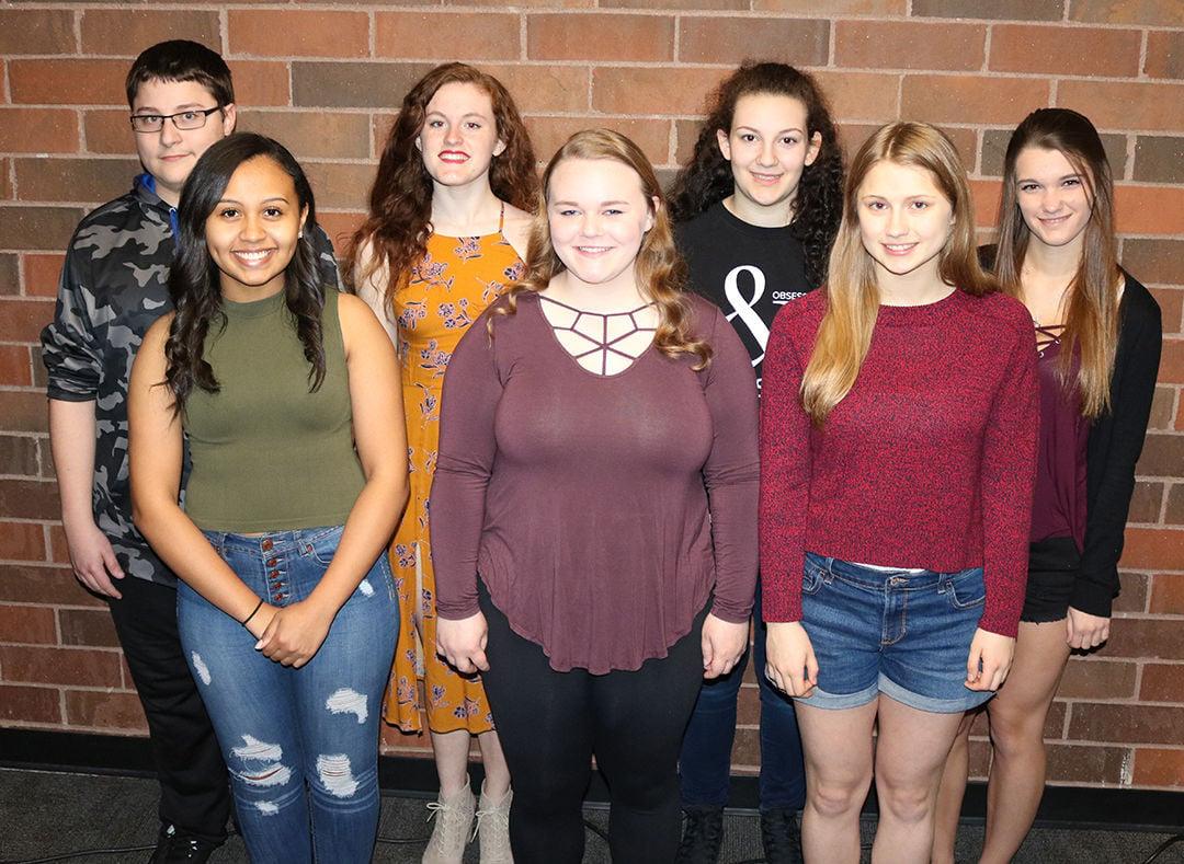 Bettendorf High School honors Student Spotlight recipients