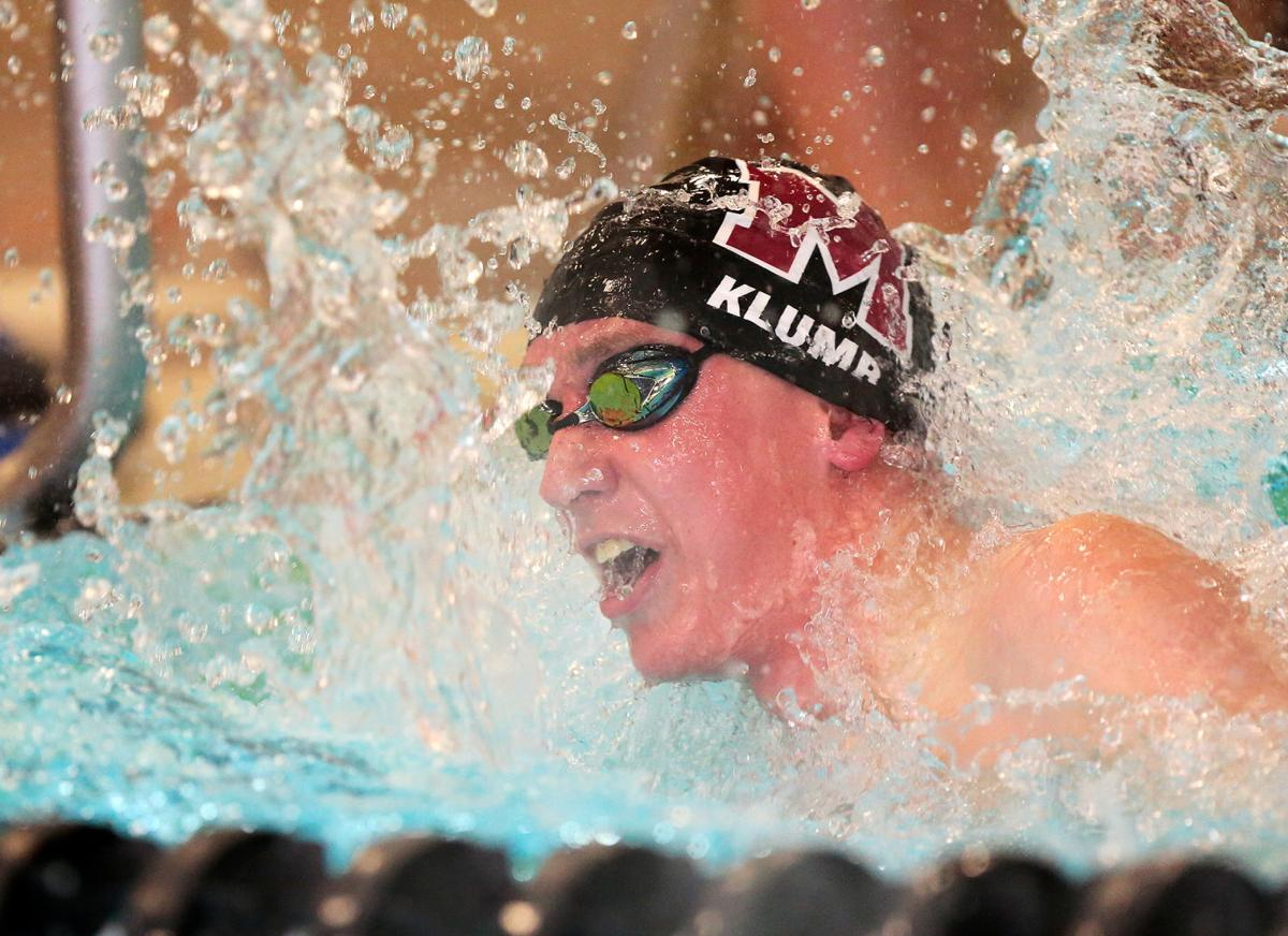 Western Big 6 Boys' Swim Meet