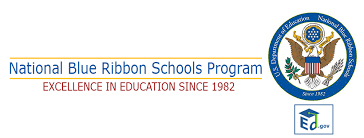 National Blue Ribbon Schools Program logo