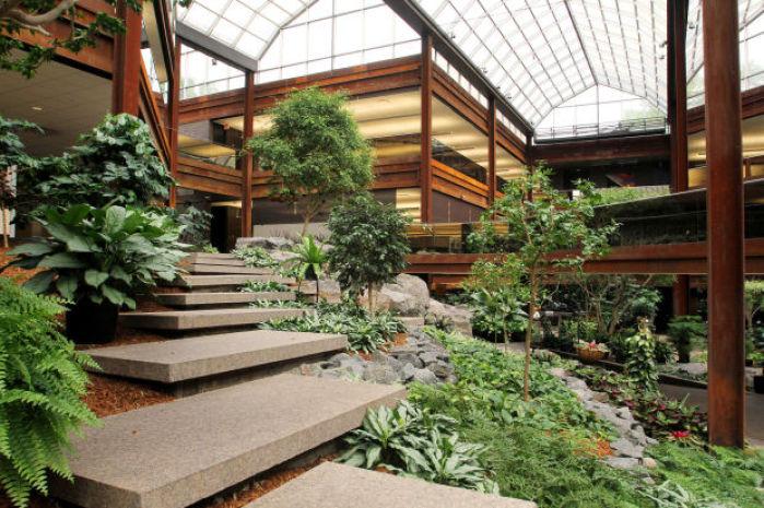 Small Japanese Garden Layout