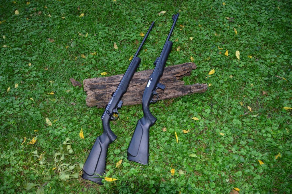 Rossi's guns