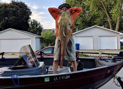 Donald Goering catfish