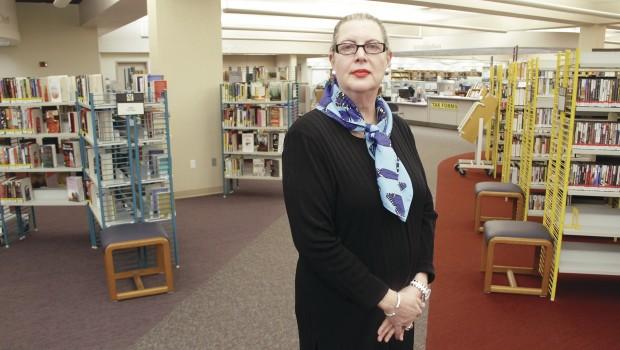 Bettendorf Library Director Elisa Topper