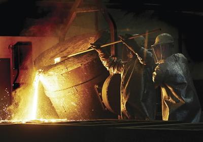 Sivyer Steel, Arsenal unit form partnership | Economy | qctimes com