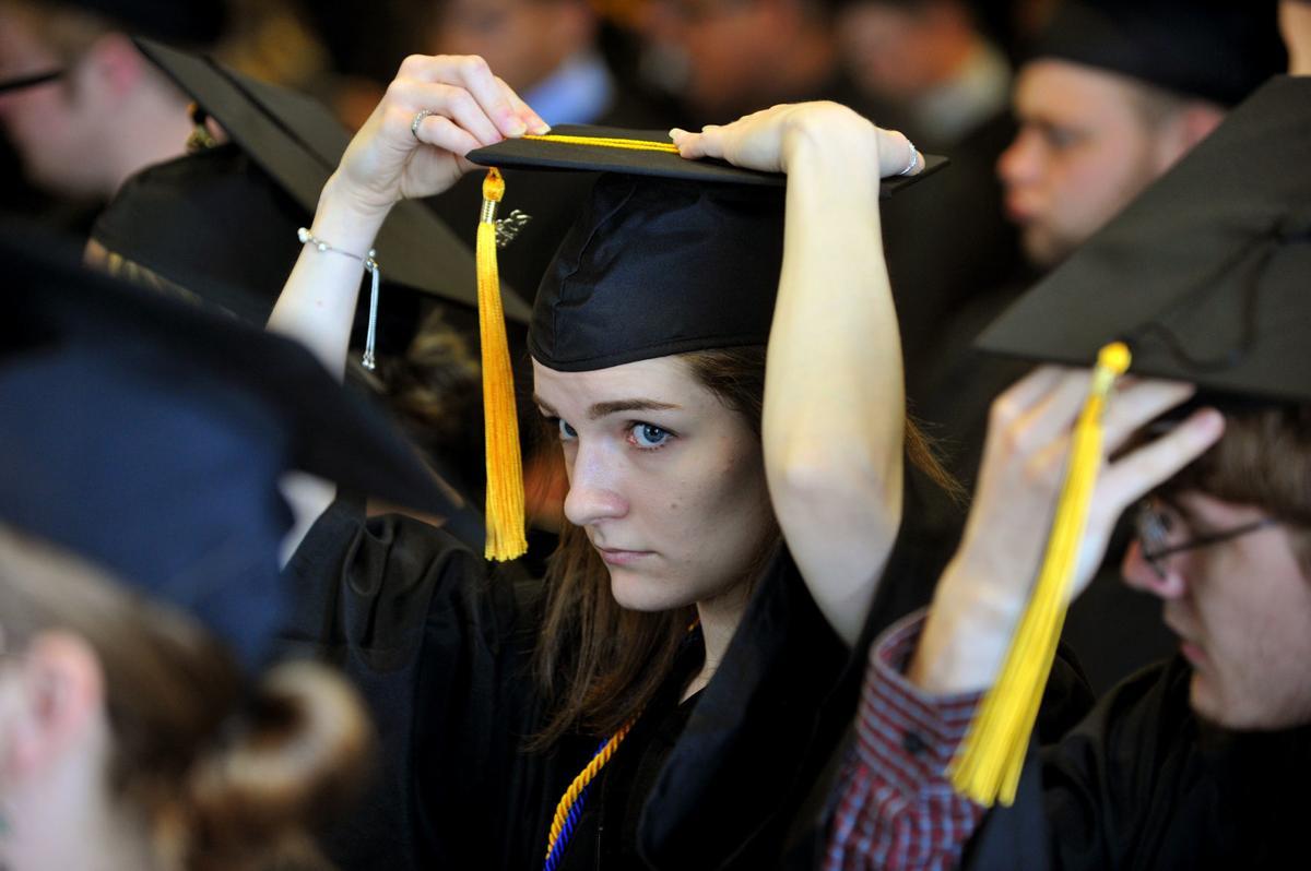 Bettendorf High School Graduation