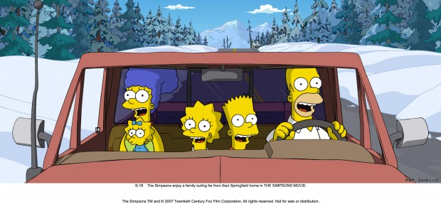 Fast Paced Simpsons Movie Full Of Laughs Movies Qctimes Com