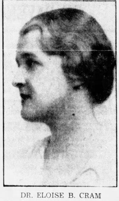 Dr. Eloise B. Cram