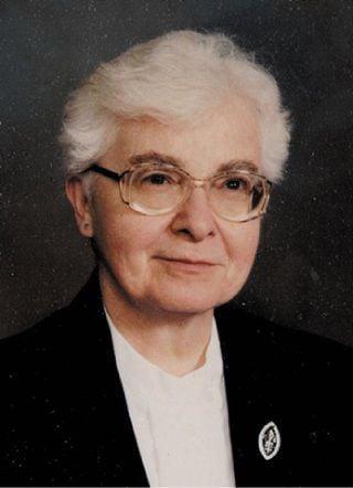Sr. Elizabeth A. Schneider, CHM