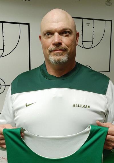 Alleman coach Larry Oronzio
