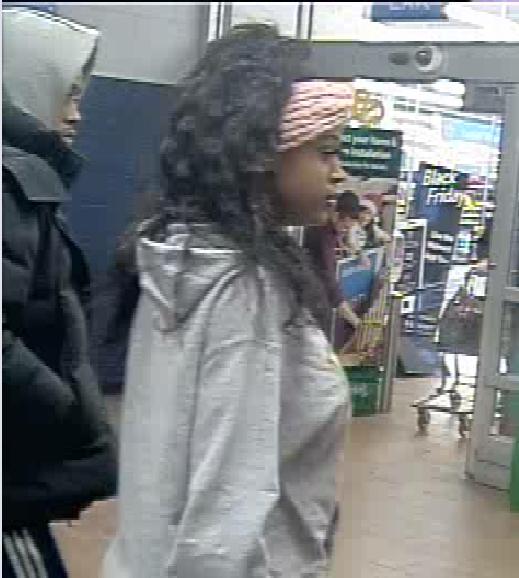 Stolen credit card suspects