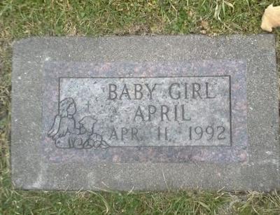 Baby April