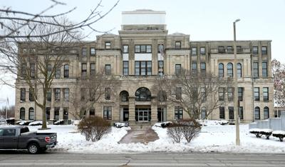 Rock Island County Courthouse
