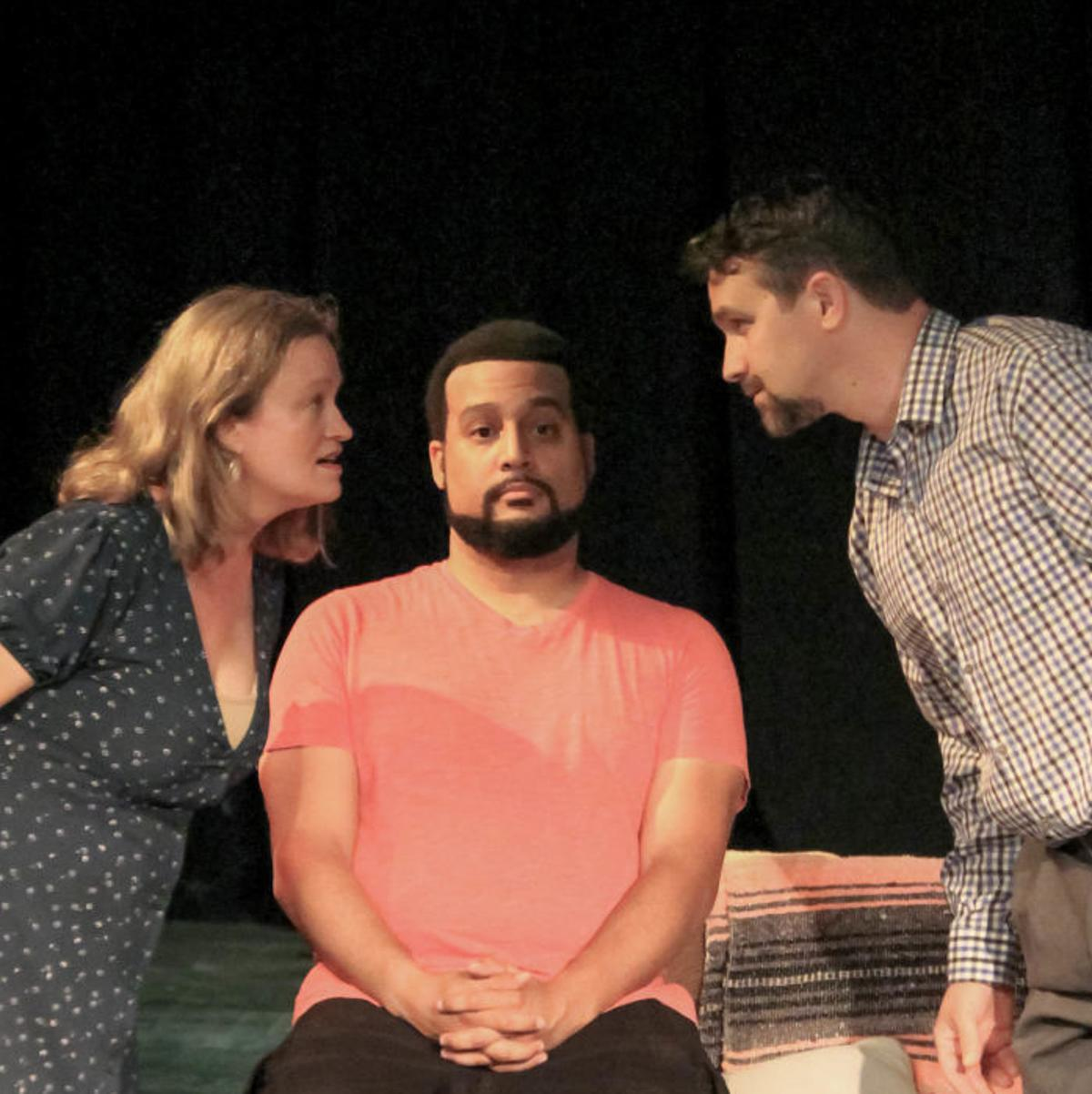 Dark comedy goes to the dogs at New Ground Theatre | Fun and