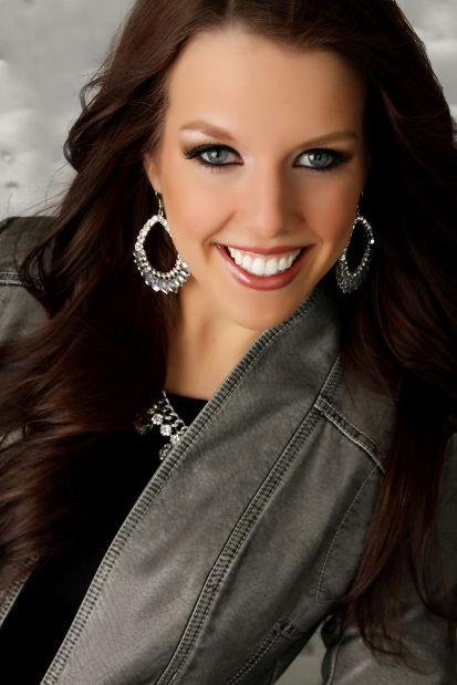 Miss Iowa Pageant Abby Curtis
