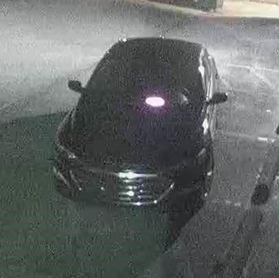 Pawn suspect vehicle
