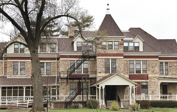 Clarissa C. Cook Retirement Home