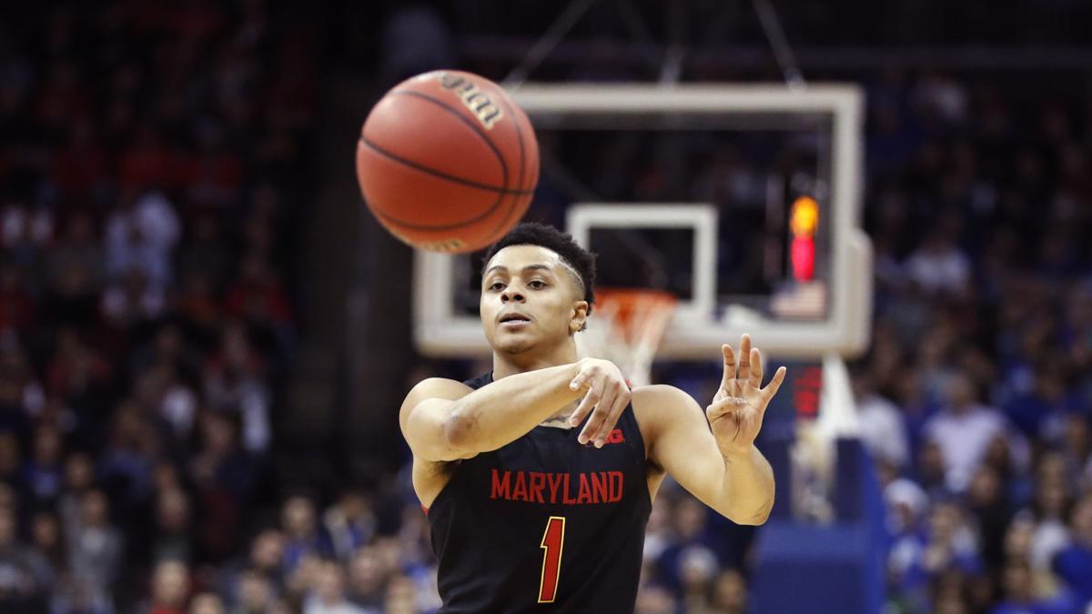 Maryland Seton Hall Basketball