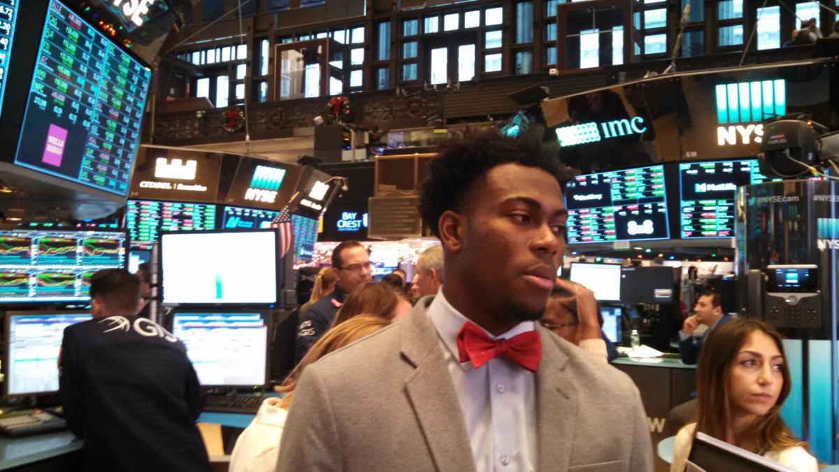 Josh Jackson NYSE
