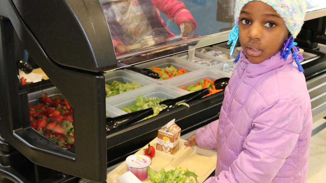let s move salad bars to schools 1 what is let's move salad bars to schools let's move salad bars to schools (lmsb2s) launched in 2010 with the mission of donating salad bars to us schools so that every child has daily access to fresh fruits and vegetables.