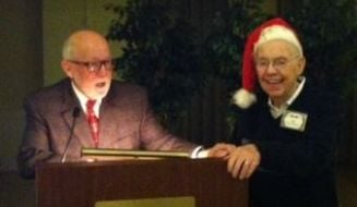 Ed Froehlich and Bill Wundram