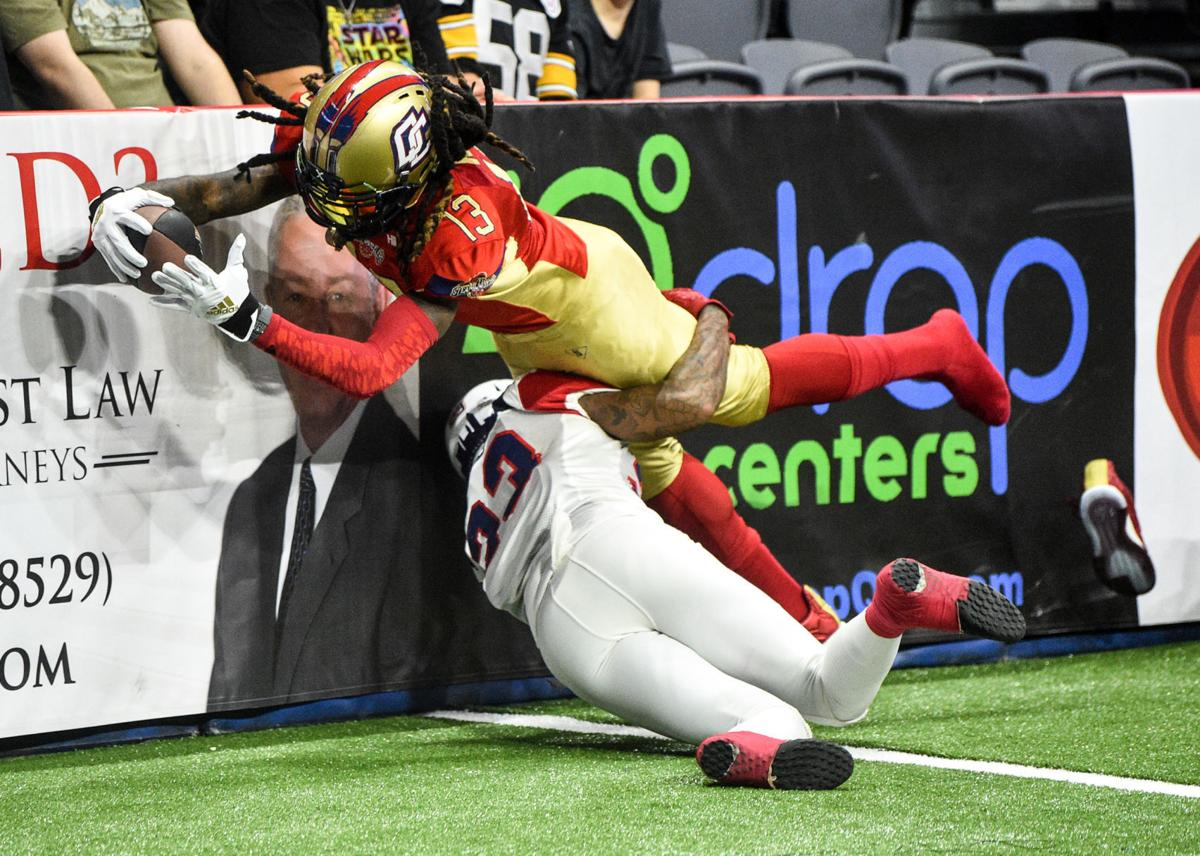 Sioux Falls Storm at the Quad City Steamwheelers