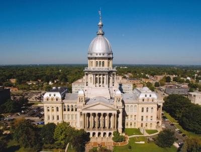Illinois State capital