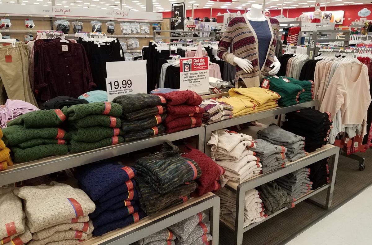 November at Target