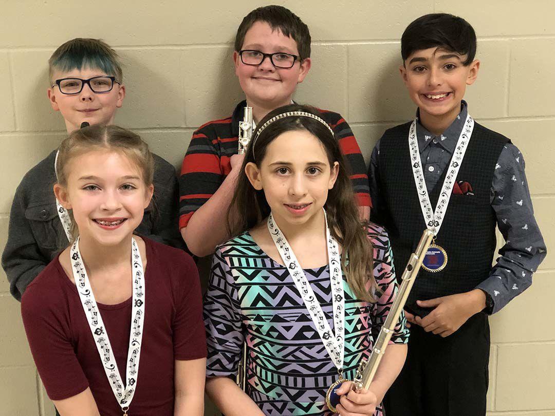 Bettendorf Community School District Honor Band