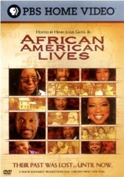 """""""African American Lives"""""""