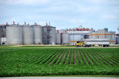 Galva ethanol plant