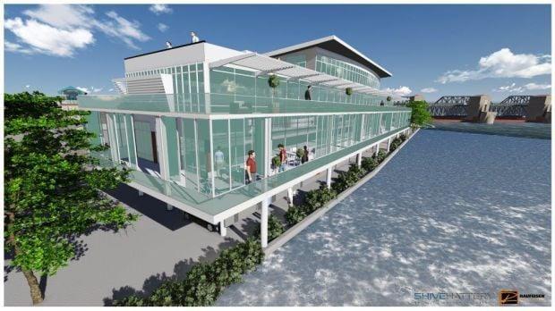Dock proposal