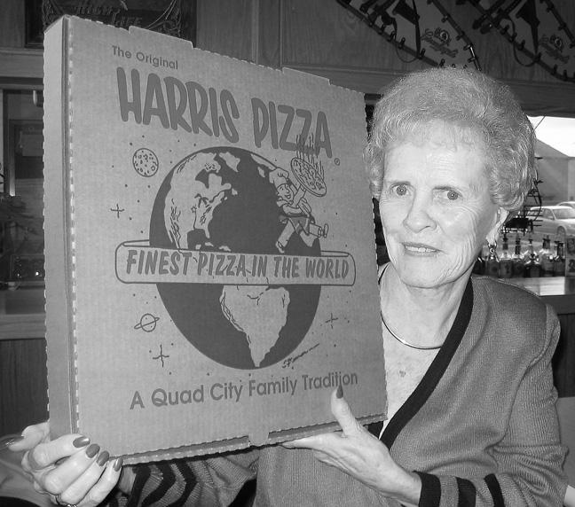 'Grandma of pizza'