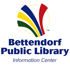 Bettendorf library logo