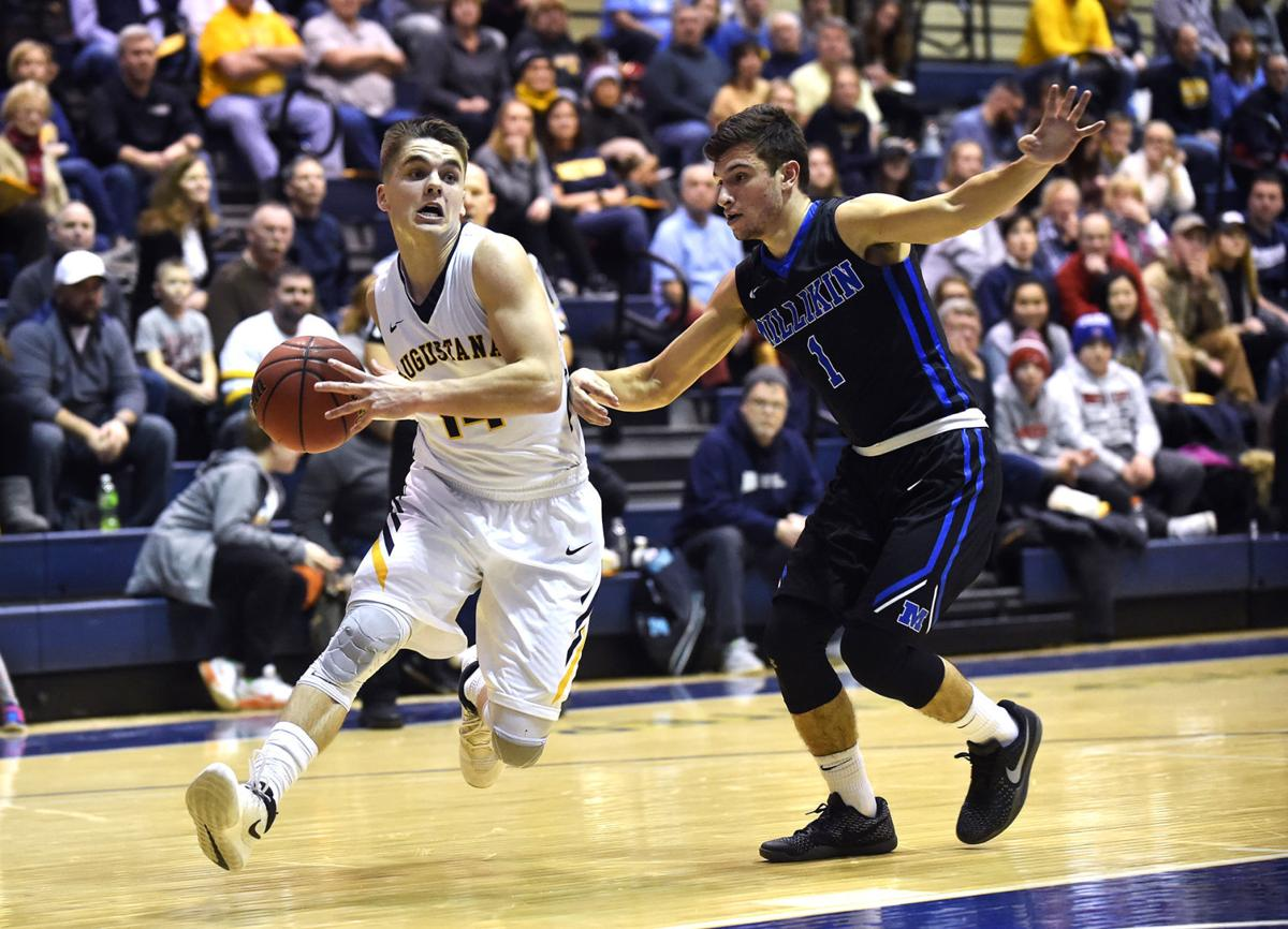 College Basketball: Augustana vs. Millikin