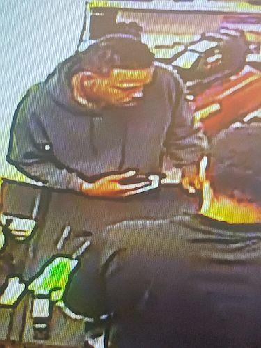 Debit card fraud suspect
