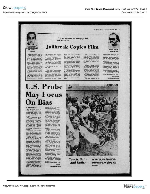 Saturday, June 7, 1975