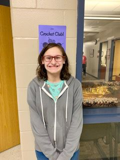 Amelia Voss, Student of the Week