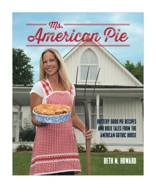 pie book cover