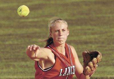 North Scott-West softball