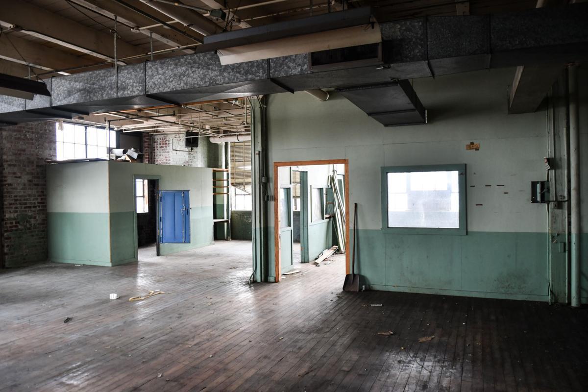 Inside look at Spiegel building