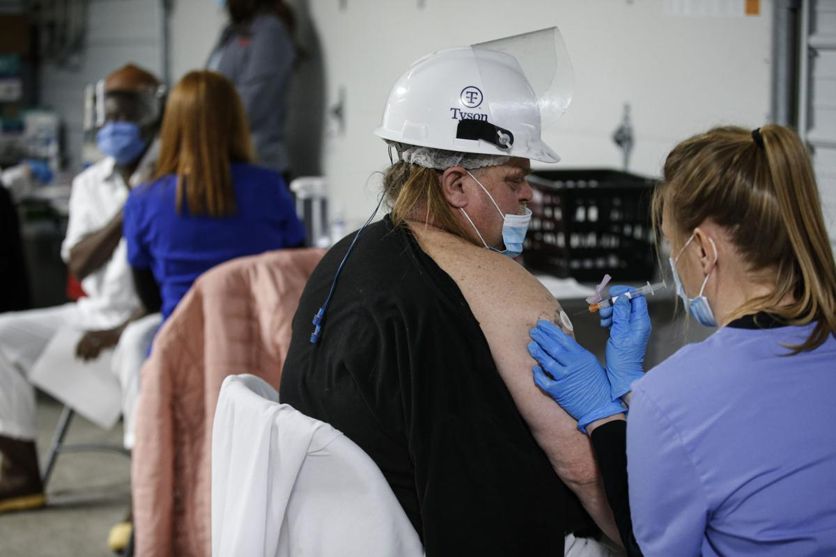 Tyson Foods Team Member Vaccinations – Joslin, IL