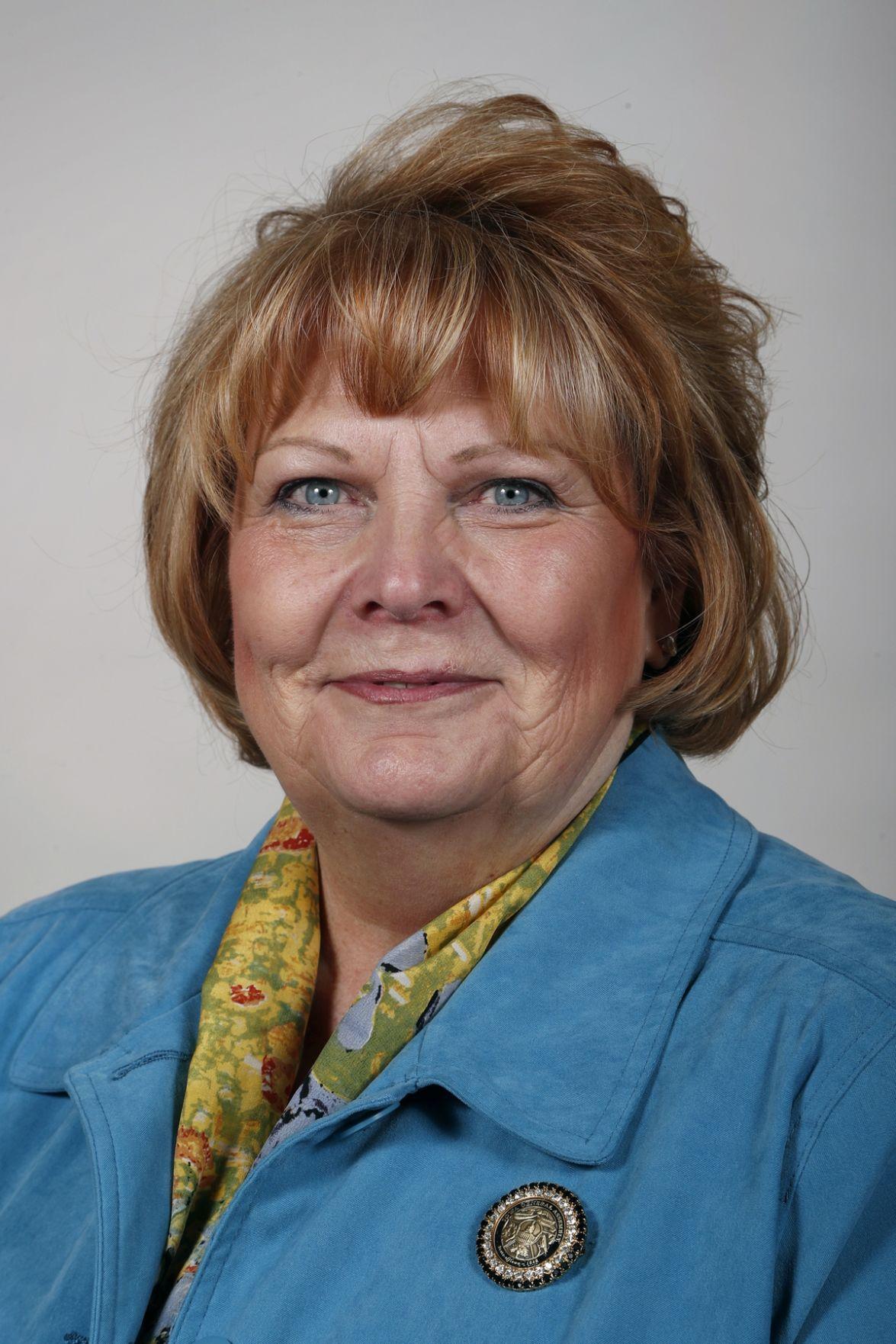 Iowa state Rep. Cindy Winckler